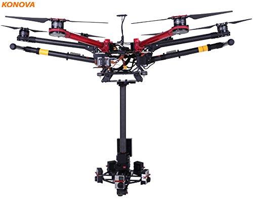 KONOVA DJI ドローン用NS VR 360 ジンバル Gopro アクションカメラ装着可能
