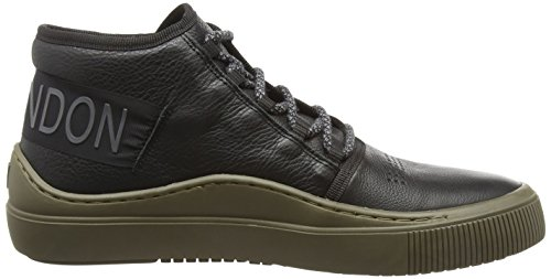 Sneaker Herren Schwarz London noir 000 nicotine Seek337fly Fly vSFTqR