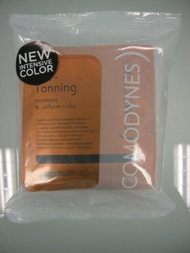 COMODYNES Self Tanning Intensive Towels PACK