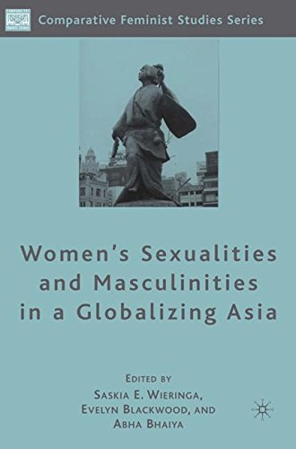 Women's Sexualities and Masculinities in a Globalizing Asia (Comparative Feminist Studies)