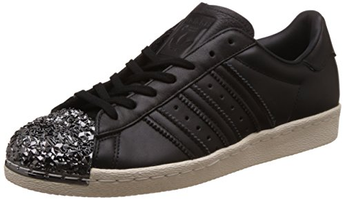 adidas Originals Superstar 80s 3D MT W, core black/core black/off white, 6