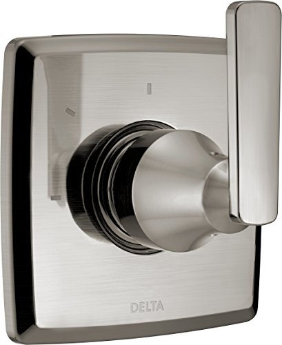 Delta Faucet T11864-SS Ashlyn 3 Setting Diverter Trim, Stainless