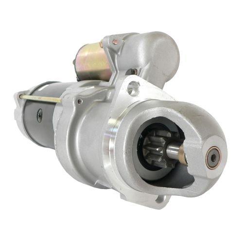 DB Electrical SNK0029 Starter For John Deere Diesel 400 450 455 Skid Steer 4039DFM, 4045DFM50,70, 4045TFM,75/8875 / 6100/2020 / 400G by DB Electrical