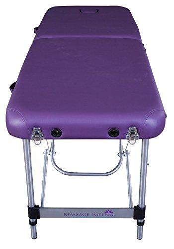 Lettino Per Massaggio Portatile In Alluminio.Massage Imperial Knightsbridge Lettino Professionale Per Massaggio