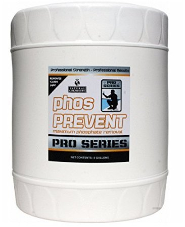 Natural Chemistry 20505 PhosFree Commercial Strength Auto Feed - 5 Gallon by Natural Chemistry