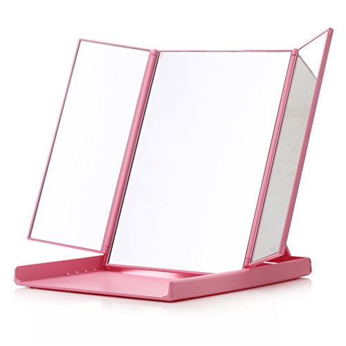 Readaeer Foldable Makeup Travel Mirror product image