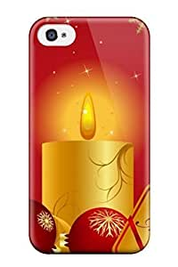 Christmas4 Case Compatible With Iphone 4/4s/ Hot Protection Case