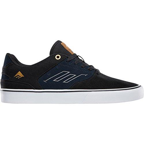Emerica Reynolds Low Vulc Skate Schuh Schwarz / Navy