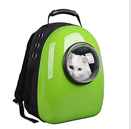 ArryJing Fabric Pet Carrier - Lightweight Travel Seat for Dogs, Cats, Puppies - Made of Waterproof Nylon and a Durable Steel FrameLightweight Fabric Pet ...