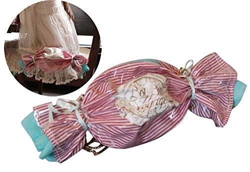 CRB Fashion Womens Cosplay Lolita Candy Shaped Purse Shoulder Crossbody Bag
