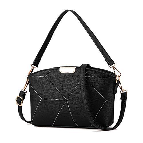 TOYIS handbag, Sac à main pour femme Noir Noir taille unique
