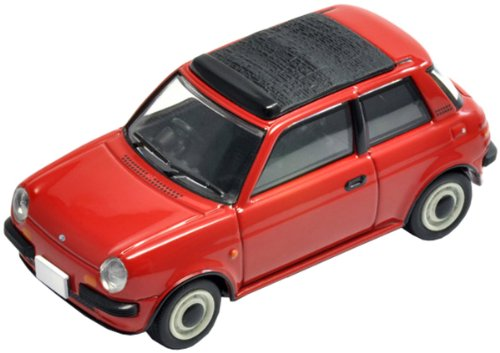 Tomica Limited Vintage TLV-N40b Nissan Be-1 canvas top (red)