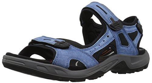 ECCO Yucatan Sandal, Indigo, 47 EU (US Men's 13-13.5 M)]()