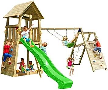 MASGAMES | Parque infantil Belvedere L | Con Challenger ...