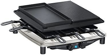 Steba-Gourmet-raclette rC 4plusdeluxeeds/SW 4011833302243 raclette