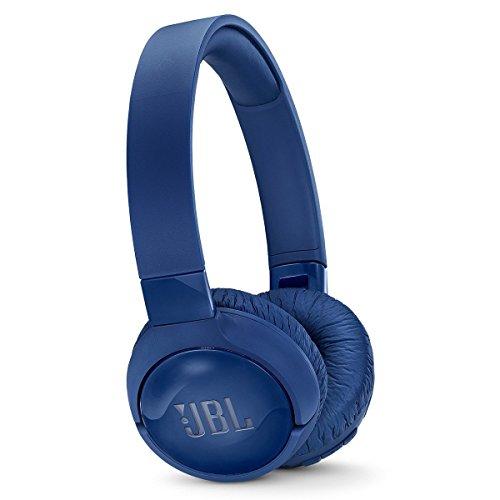 JBL Tune 600 BTNC On-Ear Wireless Bluetooth Noise Canceling Headphones - Blue