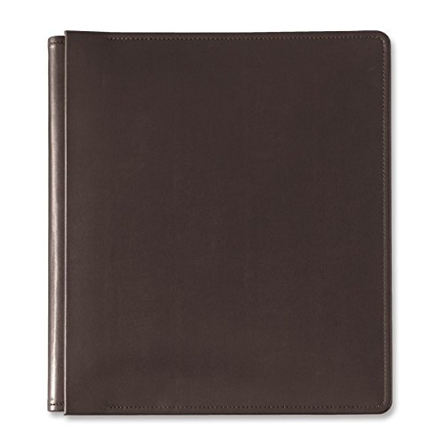 Chocolate 11x14 Pocket Album with Pages by Creative Memories