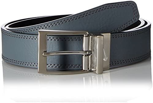 [해외]Nike Men`s Classic Reversible Belt 42 blackGrey / Nike Men`s Classic Reversible Belt, 42, blackGrey