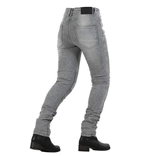 Stradale Overlap 24 Jeans Taglia Grigio Omologato Donna Strada d8qwzS8