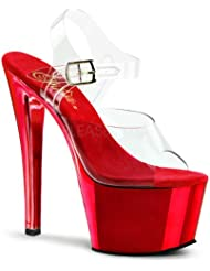 Pleaser Sky-308 Exotic Dancing Stiletto 7 Platform Sexy Sandal.