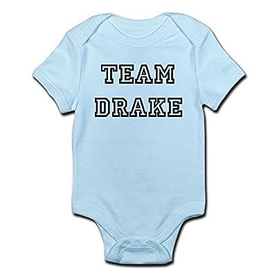 CafePress - TEAM DRAKE Infant Creeper - Cute Infant Bodysuit Baby Romper