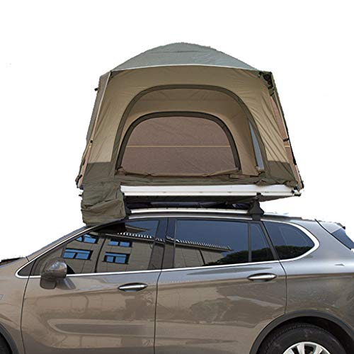 TENT ADKINC Roof top, Hard Shell Pickup Truck Bed vehicle-mounted car camper trailer Crate Pickup Car Roof Top For…