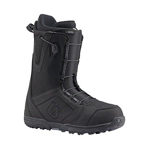 Burton Herren Moto Snowboardboots, Black, 14