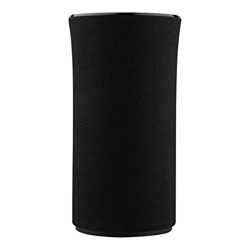(Samsung Radiant360 R1 Wi-Fi/Bluetooth Speaker Black (Renewed))