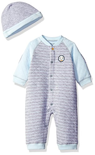 Quilted Boys Coverall - 2