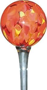 Bola, diámetro x h: 18x 120cm), color rojo