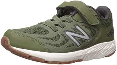 e76e6c944239 New Balance Kids  519v1 Hook and Loop Running Shoe