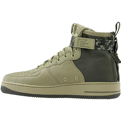 Nike SF Air Force 1 Mid 917753 201 Size 11 Olive