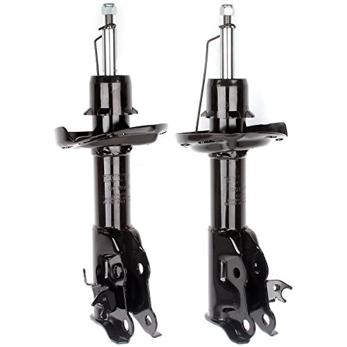 Shocks and Struts,ECCPP Front Pair Shock Absorbers Strut Compatible with 2006 2007 2008 2009 2010 2011 Honda Civic 339036 72287 339035 72286