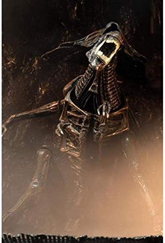XXSDDM-WJ Cadeau Alien Résurrection: Xenomorph Reine Ultra Deluxe Action Figure SJK195