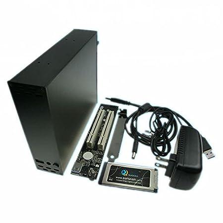 ExpressCard 34 A 2 ranuras PCI-e adaptador portátil gráfica ...