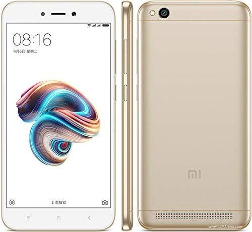 Xiaomi Mi Redmi 5A Mobile Phone (Gold, 2GB RAM, 16GB ROM)