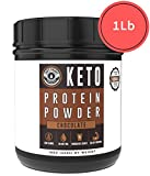 Best Low Carb Protein Powders - Chocolate Keto Protein Powder New & Improved Formula Review