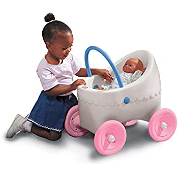 Amazon Com Step2 Love And Care Doll Stroller Toy Toys