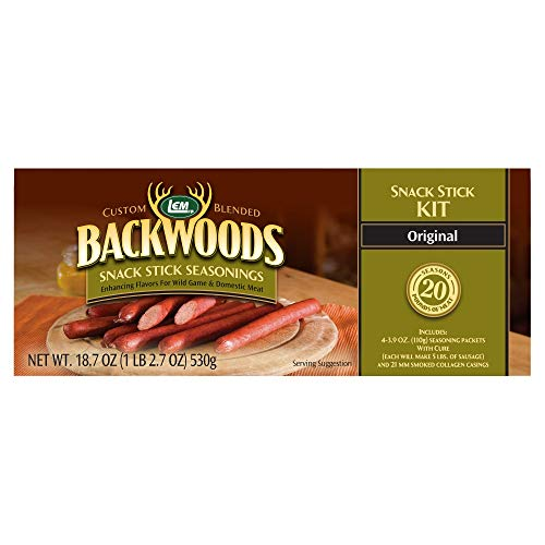 LEM Backwoods Snack Stick Kit - Kit Stick Snackin