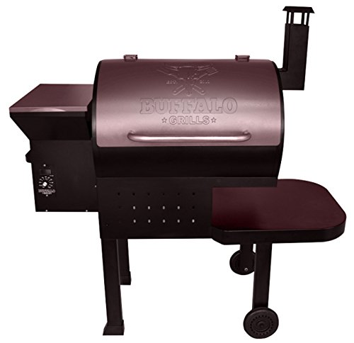 Buffalo Grills 1603 Wood Pellet Grill Review