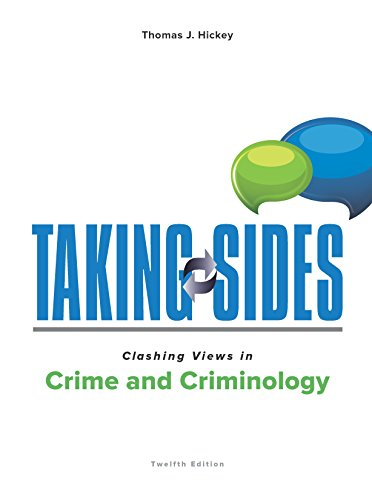 Taking Sides:...Crime+Criminology