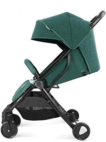 Baby Stroller,Foldable Ultralight Jogging Stroller Suitable for Airplane Rapid 4 Wheel Quick Fold Pushchair,66×29.5x6cm…