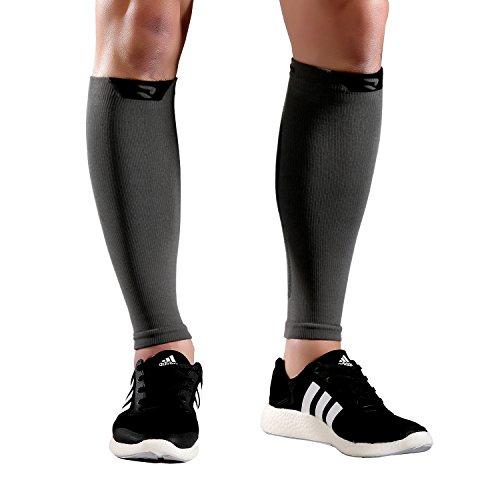 Manga - entablillados dowricks compresión y terneros alivio del dolor - pierna mangas de compresión para hombres calcetines de las mujeres - para Correr ...
