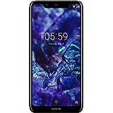 Nokia 5.1 Plus  Black, 32  GB   3  GB RAM  Smartphones