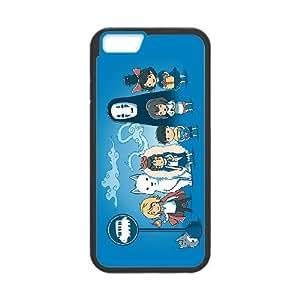 "My Neighbor Totoro theme pattern design For Apple iPhone 6 Plus 5.5"" Phone Case"
