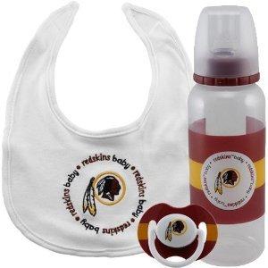 Amazon.com: Washington Redskins - Set de regalo para bebé ...