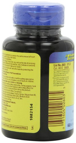 031604026035 - Nature Made Ultra Omega-3 Minis Fish Oil ,360 Mg Omega-3,  60-Count carousel main 6