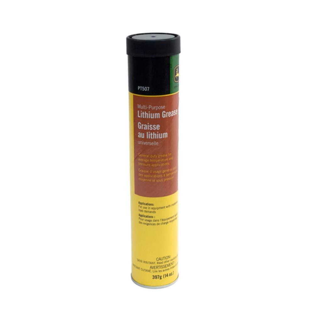 John Deere Multi-Purpose Lithium Grease PT507 **CASE of 10 Tubes** by John Deere