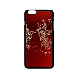 The Beautiful Phoenix Hight Quality Plastic Case for Iphone 6