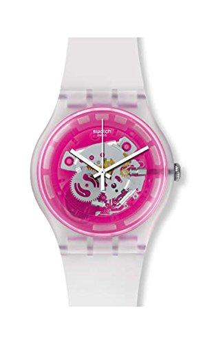 [スウォッチ]SWATCH 腕時計 New GentニュージェントPINKMAZING (ピンクメイジング) ユニセックス